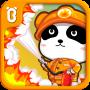 icon Little Panda Fireman