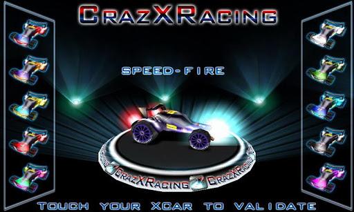 CrazXRacing Free