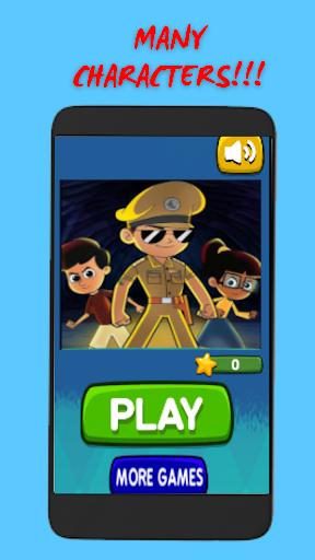 Little Singham Quiz Game Cartoon 2021 ⭐⭐⭐