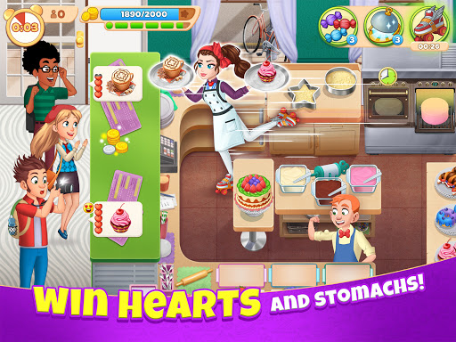 Cooking Diary®: Best Tasty Restaurant & Cafe Game