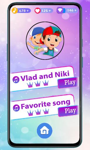 Vlad and Niki Piano Game
