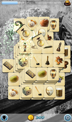 Hidden Mahjong: Desert Fall