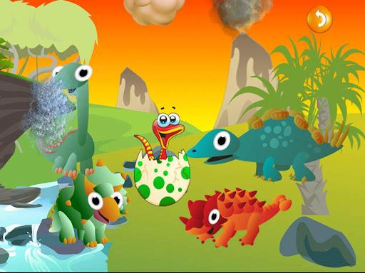 QCat Toddler Dinosaur Park