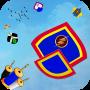 icon Basant Festival Battle:Superhero Kite Flying Games