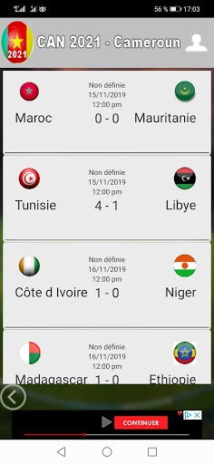 CAN 2021 - African Nations Cup