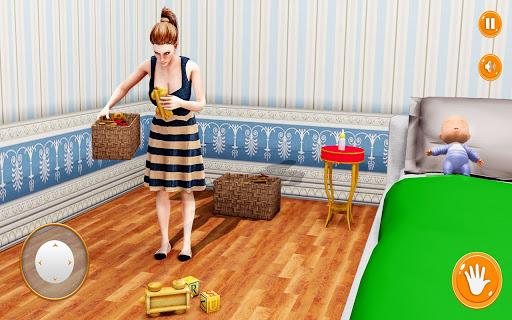 Virtual Babysitter Baby Daycare Mother Simulator
