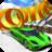 icon Extreme Stunts GT Racing Car 1.18