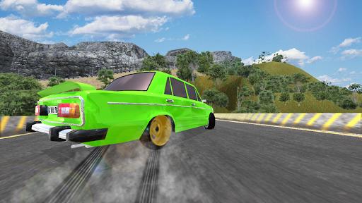 Russian Cars: DRIFT