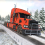 icon Offroad Mud Truck Driving: Snow Game 2021