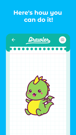 Drawler - Learning to draw from scratch