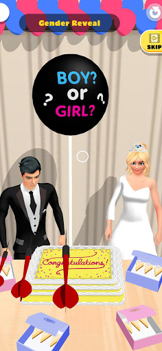 Wedding Rush 3D!