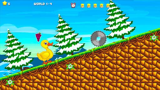 Super Duck's World : New Super Bino Game 2021