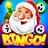 icon Christmas Bingo Santa 6.5