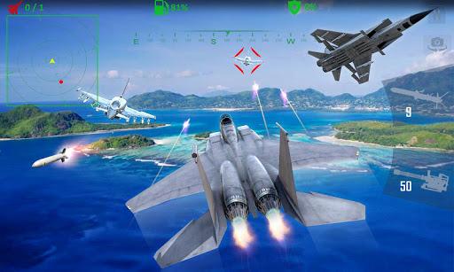 Fighter Jet Air Strike Mission 3D