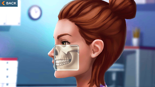 X-ray Body Scanner - Xray Simulator