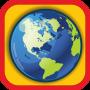 icon World Capitals Geography Quiz