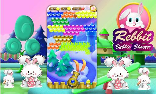 Rabbit Bubble Shooter