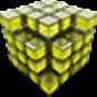 icon ButtonBass House Cube