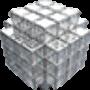 icon ButtonBass EDM Cube