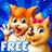 icon Cat Dog 1.2.3