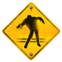 icon Drive with Zombies 3D