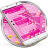 icon Messages Sparkling Pink 100