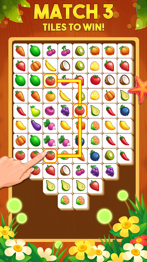 King of Tiles – Triple Match Tile Puzzle