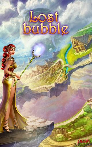 Lost Bubble - Bubble Shooter