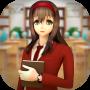 icon My High School Girl Life GameVirtual School Life Simulator