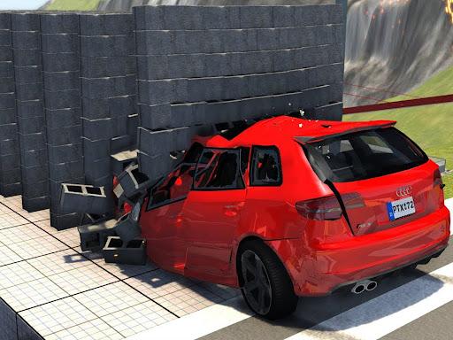 Stunt Car Crash