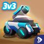 icon Tank Raid Online: New IO games