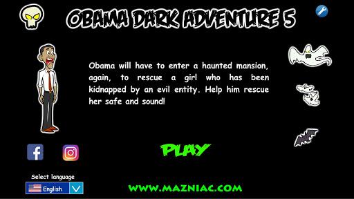 Obama Dark Adventure 5