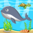 icon Game Anak Edukasi Hewan Laut 2.5.4