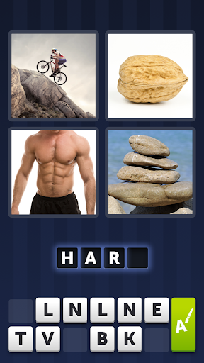 4 pictures 1 word