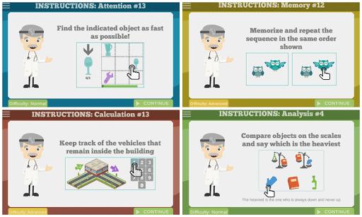 Brain Games: Mental Training!