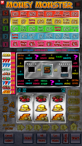 Money Monster Fruit Machine
