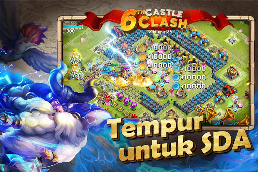 Download Castle Clash: Pasukan Perkasa (MOD) APK for Android