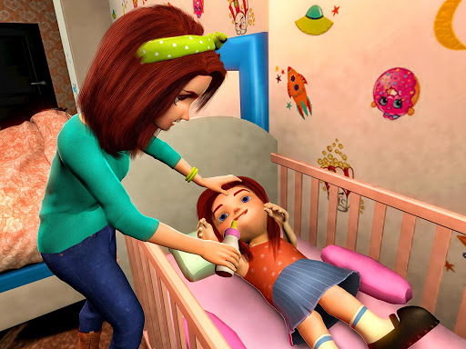 Virtual Mother Game: Family Mom Simulator