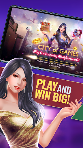 City of Games : Earn Real Prizes