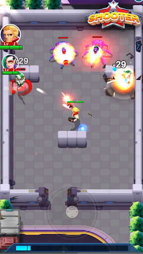 X SHOOTER