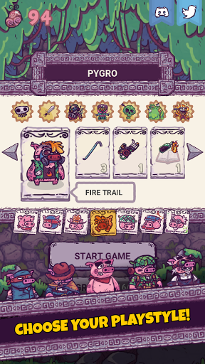 Card Hog - Card Dungeon Crawler