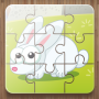 icon Animal Puzzle Games for Kids
