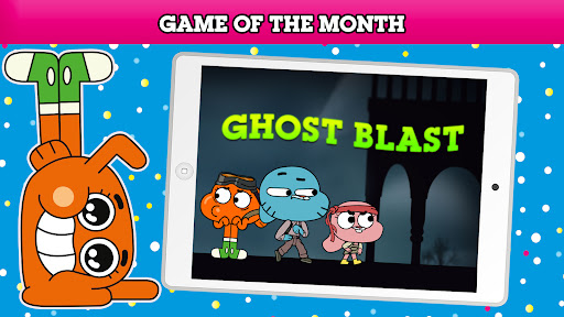 Cartoon Network GameBox - Free games every month