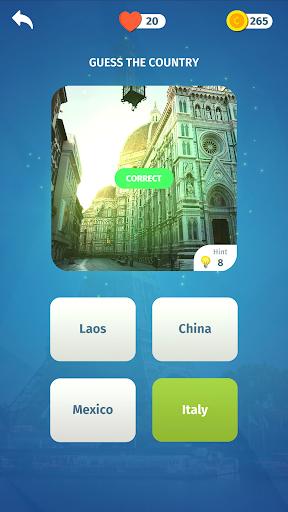 Travel Quiz - World Attractions