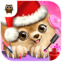 icon Christmas Animal Hair Salon 2