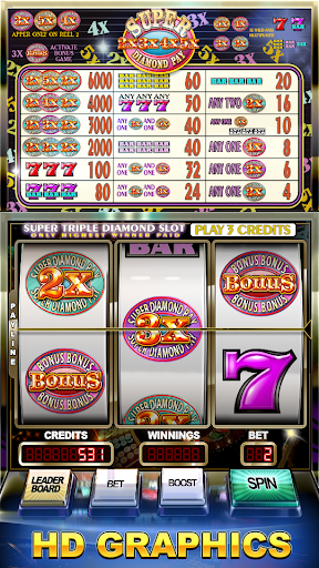 Super Diamond Pay Slots