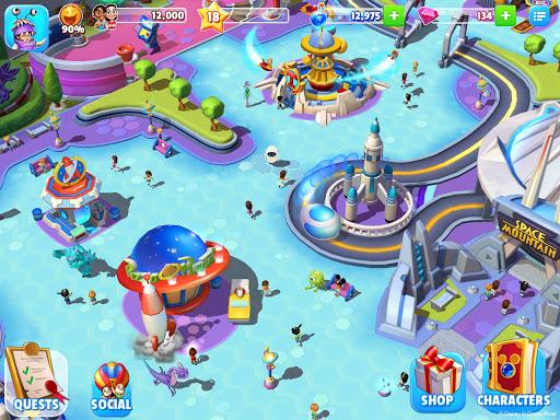 disney magic kingdoms latest mod apk download