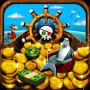 icon Pirates Coin Ship