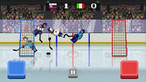 Hockey Hysteria