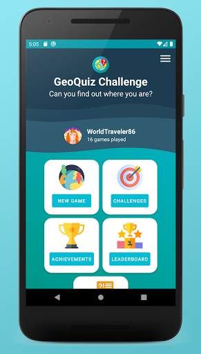 GeoGuess Challenge - Can you guess the place? Quiz